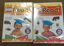 Your Baby Can Read Early Reading System Volume 1 & 2  DVD