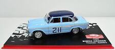 Simca Aronde Rallye Monte-Carlo 1959 # 211 Maßstab 1:43