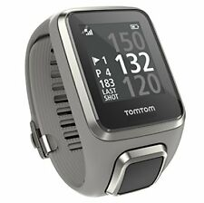 Tomtom Giocatore Golf 2 senza spese Impermeabile Telemetro Smart Bluetooth GPS Grigio Small