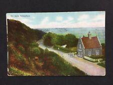 Vintage Postcard: Kent: #T27: Toll Gate, Folkestone: Posted 1906