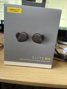 Jabra Elite 85t Advanced Noise Cancelling Earbud Headphones BNIB