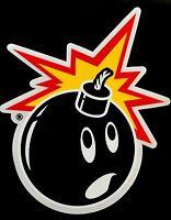 The Hundreds Adam Bomb Logo Sticker Decal Rosewood Fairfax Supreme Huf Skate New