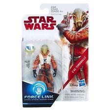 Star Wars Last Jedi C'ai Threnalli pilot force link figure wave 3  !