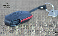 Remote Key Chain Case Cover Fob For PORSCHE Cayman Boxster Cayenne 911 NEW