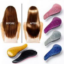 Magic Anti-static Brush Hair Handle Tangle Shower Detangling Combs Salon Styling
