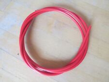 2.5M 5mm JAGWIRE L3 RED OUTER BRAKE CABLE HOUSING.