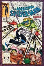 Amazing Spider-Man #299. 1st Appearance Venom (cameo). Marvel 1988. VF- Issue.