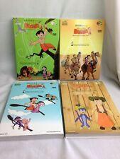 Chhota Bheem Vol 1 .2.4.5 Animated TV Series DVD Hindi & English 3 No Sealed