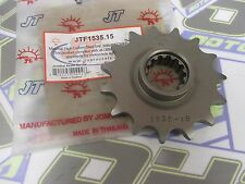 NEW JT Front Sprocket for Kawasaki ZZR600 ZZR 600 2005-2008 15T 15 tooth