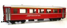 Spur G LGB 3067 RhB Personenwagen EW1 Viafier retica rot (7104)