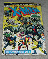 Uncanny X-Men #96, VF- 7.5, 1st Appearance Moira McTaggert; Wolverine