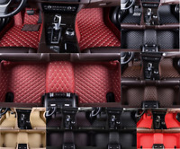 For Smart Fortwo Car Floor Mats Luxury Custom FloorLiner Auto Mats 2011-2019