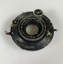 Vintage Schneider Kreuznach 16.5cm f/6.8 Angulon D.R.P Lens Compound shutter