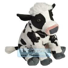 Wild Republic Cuddlekins Cow Plush