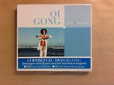 RARE COFFRET CD + DVD RELAXATION / QI GONG / NEUF SOUS CELLO