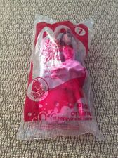 Barbie In The Pink Shoes Mc Donald's Happy Meal Doll In The Original Package