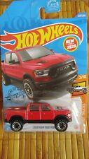 New For 2020 Hot Wheels Dodge Ram 1500 Rebel 4X4 Hot Trucks 2/10 #225 Sunroof
