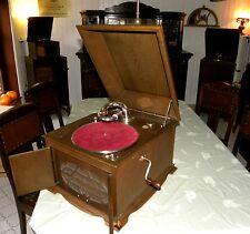LUXUS Tischgrammophon gramophone GRAMMOPHON BRUNSWICK EXTRA KLASSE TOP Qualität