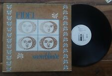 "Fidei Snowblinde 12"" post Punk cold wave goth"