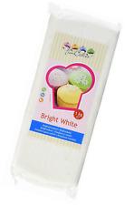 FunCakes Rollfondant 1kg Bright White