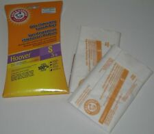 TWO Hoover Canister S Vacuum Bags