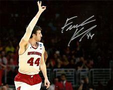 Signed WI Badgers FRANK KAMINSKY Autographed 8x10 Photo -  AUTO - #1021