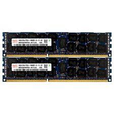 PC3L-10600 2x16GB HP Proliant BL680C DL165 DL360 DL380 DL385 DL580 G7 Memory Ram