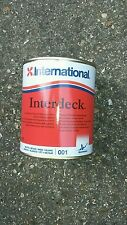 International  deck paint non slip  ,  fishing  boat  , sailing boat