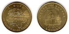 Loches, 1 euro, 1997 - Euros temporaires des villes