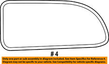 CHRYSLER OEM Side Panel-Window Weatherstrip Seal 4894635AC