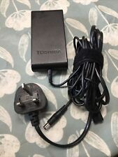 genuine toshiba laptop charger