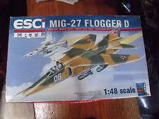 :: ESCI ERTL  Mig-27 Flogger D 1:48