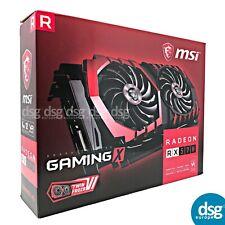 AMD MSI Radeon RX 570 GAMING X 4GB 4G 256-bit GDDR5 PCI-E Video Graphics Card