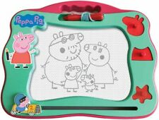 Peppa Pig 7218 Travel Magnetic Scribbler