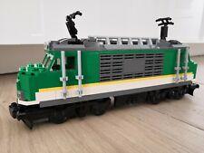 *** Lego City Eisenbahn Lok aus 60198 als Schiebezug ohne Motor TOP ****
