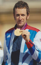 Bradley Wiggins Unsigned 12x8 inch photo no.2