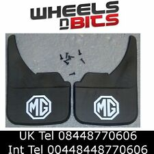Bavettes pour s'adapter MG ZR, ZS, ZT, MGF, MGFT, MGZR, MGZS, MGZT Bavettes blanche