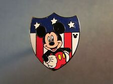 Disney Trading Pin 2013 Pin - Mickey (set)Patriotic Characters Wave B - WDW