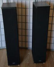 Large Definitive Tower Speaker BP6B BLACK Floor standing Bipolar Technology
