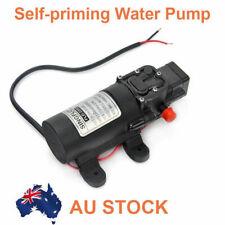 NEW 12V Water Pump 4.3Lpm Self-Priming Caravan Camping Boat FAST POST