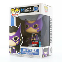 Funko POP! Heroes: DC Comics - Huntress NYCC 2019 Fall Convention Exclusive