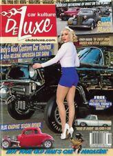 Car Kulture Deluxe #85 Ford F100 1956 Cehv gasser 1931 tudor