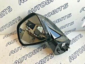 Vauxhall Antara - N/S Passenger Side - Wing Mirror - Electric  Black - 3 Pin
