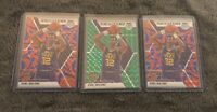 2019 20 Mosaic Karl Malone Hall Of Fame Green And Reactive Lot SSP
