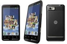 Motorola motoluxe xt615 negro Black nuevo & OVP Android 2.3.7 smartphone