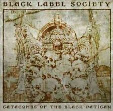 Catacombs of The Black Vatican 0099923213925 by Black Label Society CD