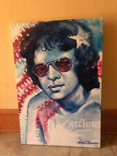 "Hector Lavoe  Painting On Canvas 36""X 24"""