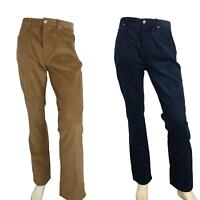 Hammond & Co By Patrick Grant Navy / Brown Cord Trousers