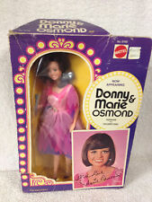 "MARIE OSMOND 1976 Mattel 11"" Action Figure Donny & Marie Osmond Show Doll #9768"