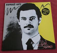 RAPHAEL FAYS  LP ORIG FR VIVI SWING